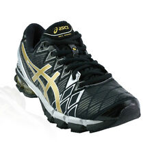 Asics - Gel Kinsei 5 Running Shoe - Black/Gold/Silver