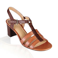 Naturalizer - Priya - Tan Brown Leather