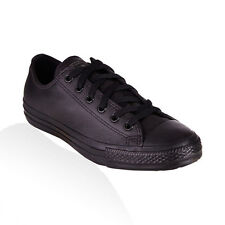 Converse - Chuck Taylor All Star Low Leather - Black