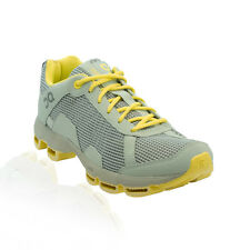 On - Cloudster Running Shoes - Glacier/Limelight