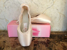 Russian Pointe Shoe * ENTRADA *  40 w4 v2 MF  FREE SHIP NEW