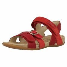 Girls Clarks Strappy Sandals Rio Star