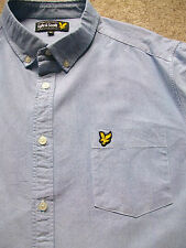 Mens Lyle & Scott Shirt Size XL RRP £70