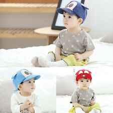 Fashion Baseball Cap Unisex Cotton Boys Girls Baby Baseball Cap CUTE Squirrel