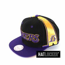 Mitchell & Ness - LA Lakers Team Short Snapback