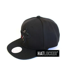 Mitchell & Ness - Miami Heat Floral Infill Snapback