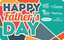 Red Lobster - Happy Father's Day - Gift Card $25 $50 $100  Email delivery