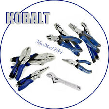 Kobalt Pliers Locking/Long-nose/Diagonal/Linesman/Groove joint/Slip joint NEW
