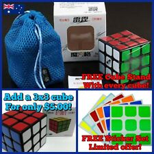 Qiyi Thunder Competition 3x3 Speed Magic Cube Puzzle Rubiks Rubix Rubik's Rubic