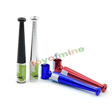 1 Pc Mini Portable Baseball Bat Smoking Pipe Tobacco Cigarettes Pipes New