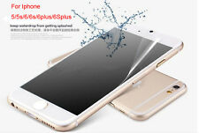 3pcs Clear Front HD Screen Protector Film for iPhone 5/5s/6/6s/6plus/6Splus