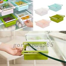 Convenient Kitchen Refrigerator Food Fresh Crisper Rack Container Storage Box