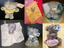 Tiny Tatty Teddy Bear  Baby Comforter & Soft Toys