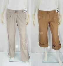 Casual Pant Low Rise Bootcut Converts from Full to Capri Cropped New York & Co