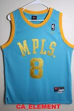 Nike NBA Minneapolis Lakers Kobe Bryant Classic Throwback Swingman Men Jersey
