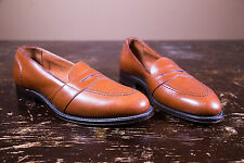 Alden Style #685 Cognac Leather Penny Loafer Made in the USA New in a Box