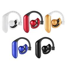 Wireless Bluetooth 4.0 Stereo Headset Headphone Handsfree Mic for iPhone Samsung