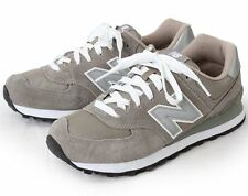 WOMENS New Balance NB 574 GREY CLASSIC CASUAL RUNNING SHOES W574GS SIZE 5.5-8.5