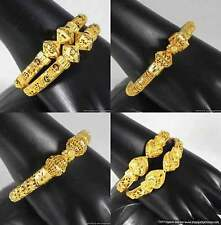 Gold Plated Bracelets Bangles Meenakari Ethnic Indian Fashion Jewelry 2.4-2.10
