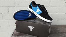 Fallen Shoes Patriot Black Blue FREE POST New Skateboard Sneakers Limited Edt