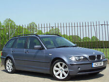 2002/52 BMW 320d Auto SE Touring 2.0 Diesel 5 Door Estate *FULL SERVICE HISTORY*