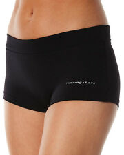 New Running Bare Women's Shake Your Booty Short Womens Fitness Sport Black