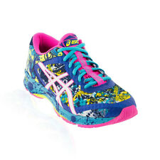 Asics - Gel Noosa Tri 11 Running Shoe - Blue/White/Hot Pink