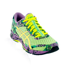 Asics - Gel Noosa Tri 11 Running Shoe - Patina Green/Flash Yellow/Violet