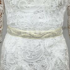 Wedding Sash Crystal Sash Wedding Belt Bridal Dress Bridal Rhinestone sash Belt