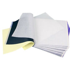 Thermal Paper Stencil Carbon Spirit Sheets Transfer Tattoo Tracing Copier Paper