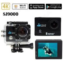 Wifi 16MP HD 1080P Car Bike Helmet Cam Sports DV Action Waterproof Camera SJ9000