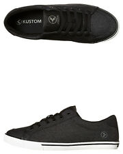 New Kustom Men's Kramer Select Shoe Mens Shoes Black
