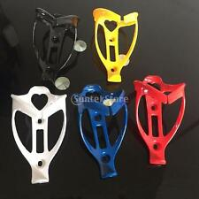 Plastic Bicycle Water Container MTB Road Bike Water Bottle Holder Cages Mount