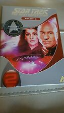 Star Trek The Next Generation Season 2 Two 6 Disc DVD Collection Collection L@@K