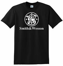 "Smith & Wesson Shooters T Shirt ""NEW"""