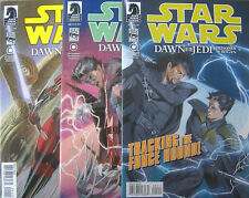 STAR WARS DAWN OF THE JEDI, VARIOUS ISSUES Dark Horse Comics' CHOOSE FROM LIST '