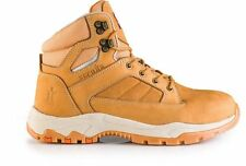 Scruffs OXIDE Safety Boots Tan (Sizes 7-12) Mens Steel Toe Cap Work Boot Hiker