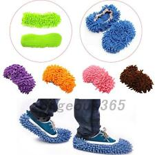 Hot Lazy Cleaner Dusting Cleaning Foot Shoe Mop Slipper Floor Polishing Cover