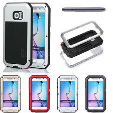 Aluminum Shockproof Heavy Duty Durable Cover Case For Samsung Galaxy S7 Edge /S7