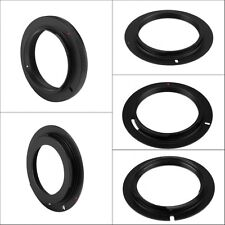 Camera M42 Lens Mount Adapter Ring for Canon Nikon Pentax Sony Leica Aluminum