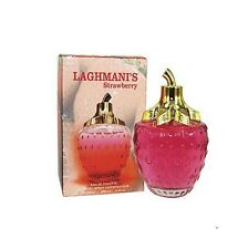 LADIES PERFUME LAGHMANI STRAWBERRY NATURAL SPRAY FOR WOMEN 85 ML GIFT SPRAY
