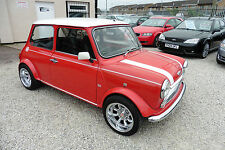 Rover MINI COOPER 1.3I 2 DOOR +RED+ GENUINE 26000 MILES