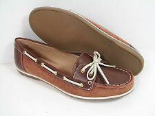 NEW in BOX Women's DOCKERS 'Jensa' SUEDE LEATHER BOAT SHOE