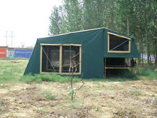 NEW-CAMPER-TRAILER-TENT-RipStop-Canvas-EASY-SETUP-Camp
