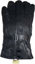 Men's Gloves, Thick worm Casual men's Leather winter Gloves. Gloves for men BNWT