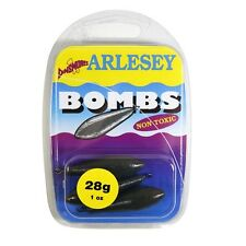 Arlesely Bomb Weights - Fishing Bomb Weights ** 2016 Stocks ******