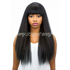 """BOHEMIAN WIG Pure Natural Synthetic Wig - EGYPTIAN 30"""" by DIANA"""