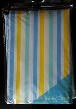 QUALITY TABLE COVER PLASTIC PARTY TABLE COVERS CLOTH REUSABLE