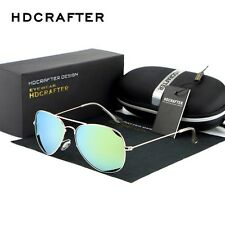 Men Women Retro Classic UV400 Driving Aviator Sunglasses Glasses Eyewear Shades