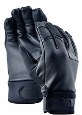 LUXURY MENS SHEEPSKIN LEATHER LINED DRIVING GLOVES BLACK BRAND NEW
